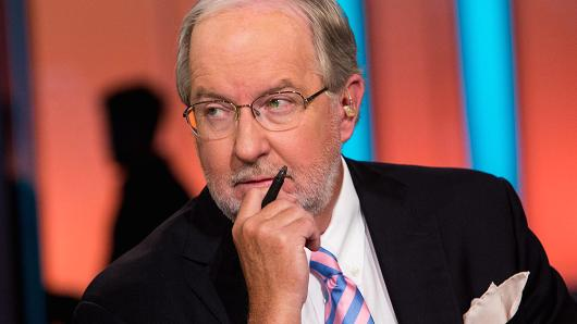 Gartman predicts up to 8 per cent market correction