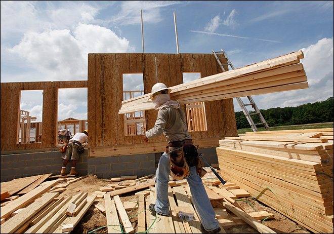 Home builders welcome budget proposals