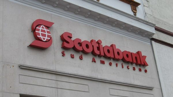Scotiabank CEO expresses concern over possible markets correction