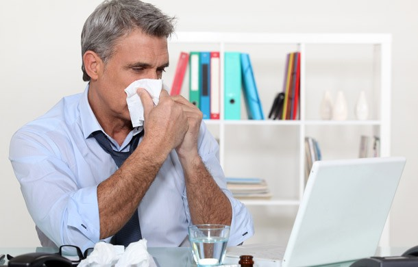 Killing the corporate culture of coming in sick