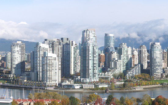 Canada has 3 of the world's 'most liveable' cities