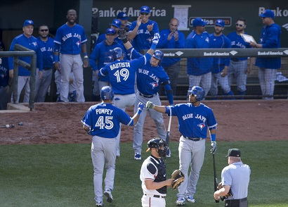 Blue Jays serve up lesson for advisors