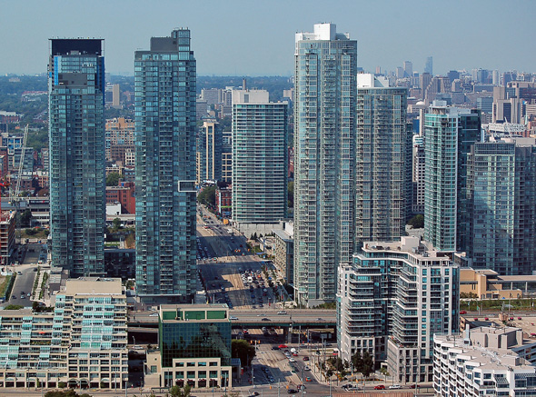 Condo sales grow in the GTA