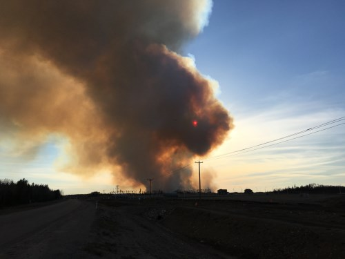 Fort McMurray forest fire insured loss totals $3.58 billion