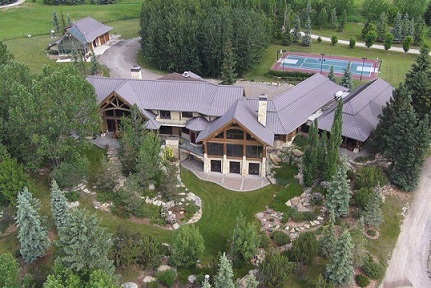 Canada's top-5 most expensive homes currently for sale