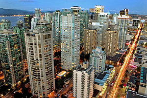 Vancouver begins the year on a high