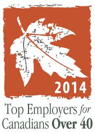 Top employers for Canadians over 40 announced