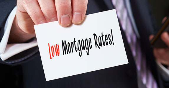 Is this the lowest posted mortgage rate ever? 1.49 per cent!
