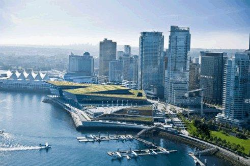 Canada's top five cities for advisors