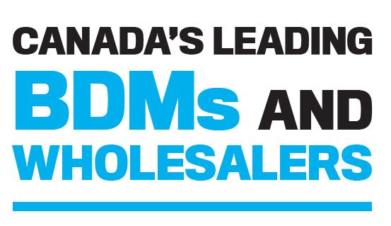 Leading BDMs and Wholesalers 2017