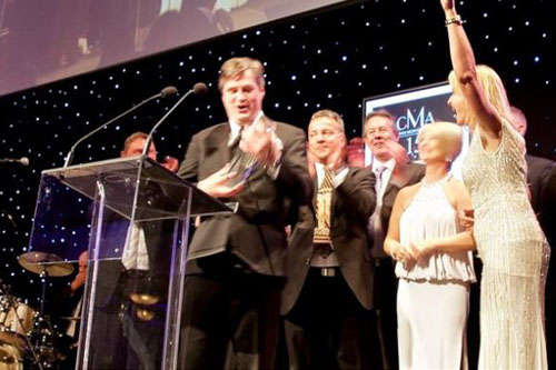 Past winners laud business impact