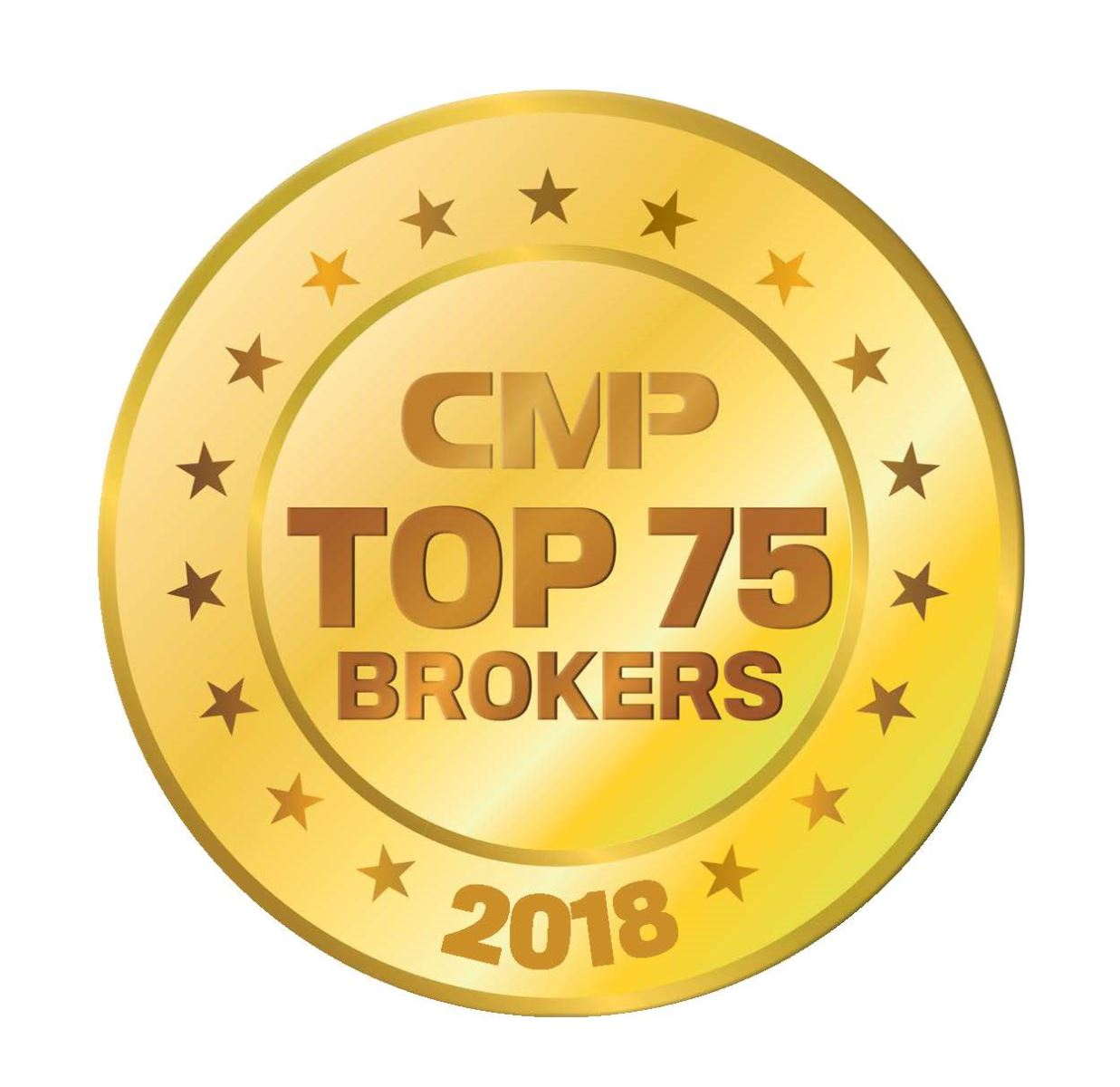 CMP Top 75 Brokers 2018