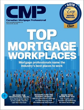 Canadian Mortgage Professional 14.04