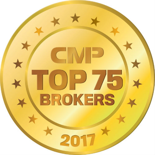 CMP Top 75 Brokers 2017