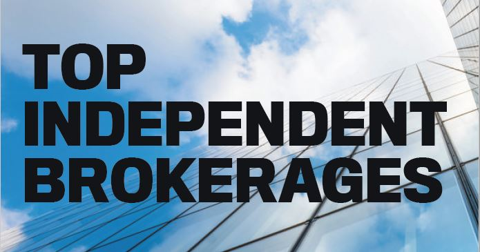 CMP Top Independent Brokerages 2017