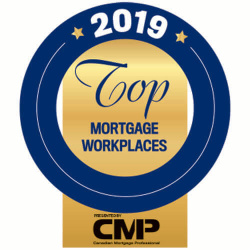 Top Mortgage Workplaces 2019