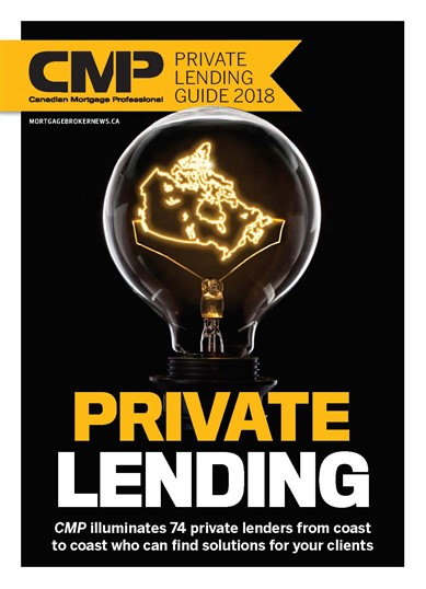 CMP 13.11 Private Lending Guide
