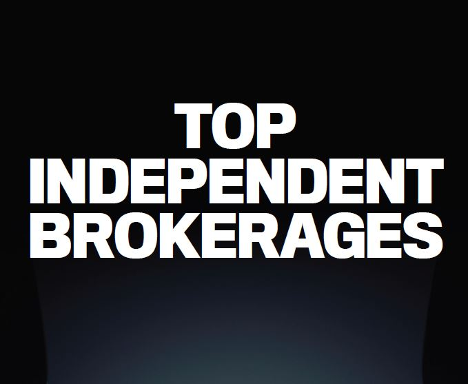 Top Independent Brokerages 2016