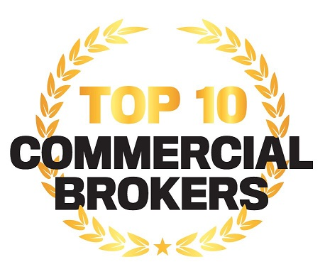 Top 10 Commercial Brokers 2015