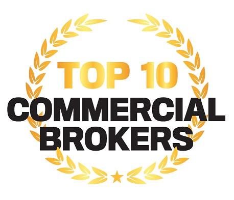 Top 10 Commercial Brokers 2015
