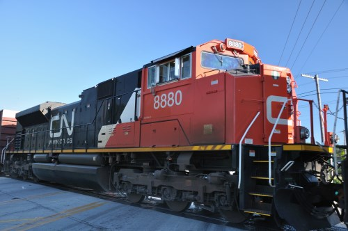 CN Rail facing strike action