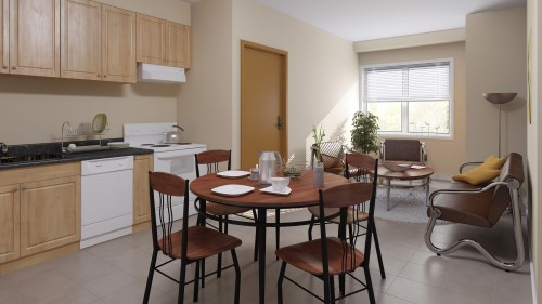 Accommodations in the Idea Quarter offer opportunity in ever