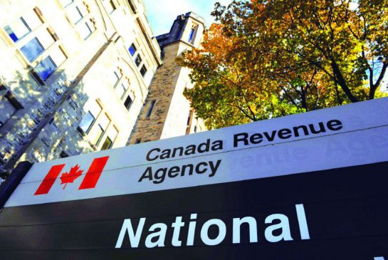 CRA website shutdown persists