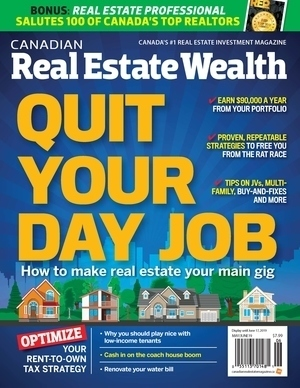 Canadian Real Estate Wealth Magazine