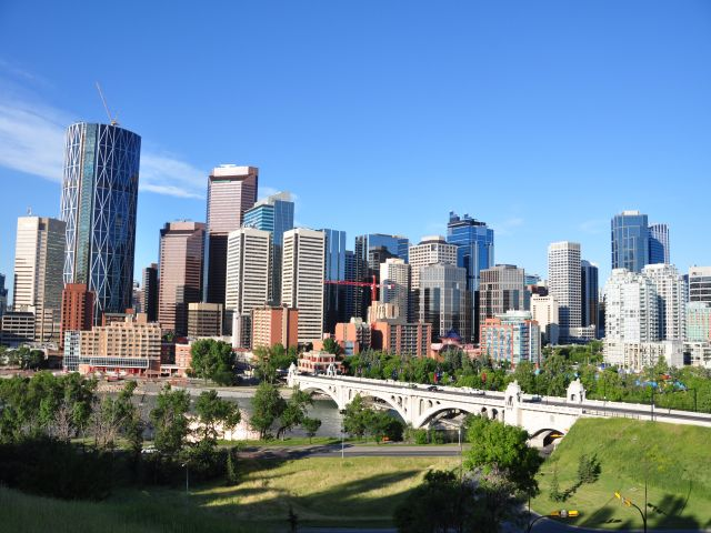 New build is sign of confidence in Calgary's market