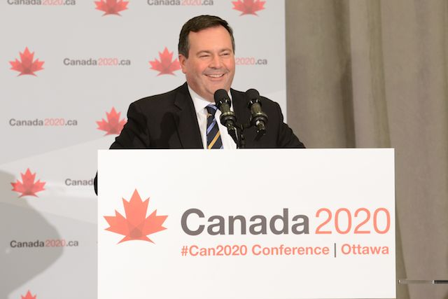 Kenney addresses jobs, skills, economy at #Can2020