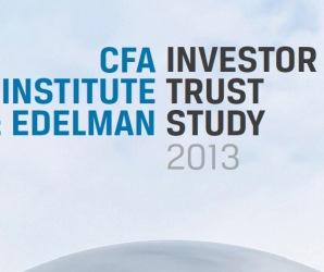 Investors want greater regulation; trust in advisors fragile