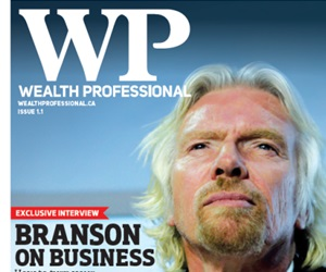 New Wealth Professional magazine launches this October
