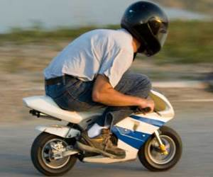 When Your Clients Pocket Bikes Require Insurance Insurance Business