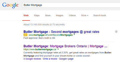 Broker alleges false Google ad violates FSCO rules