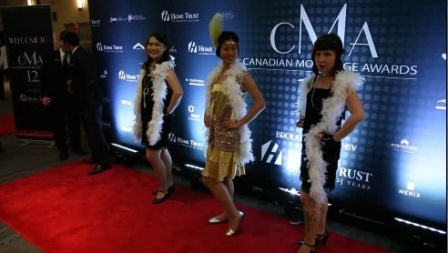 VIDEO: The 2012 Canadian Mortgage Awards