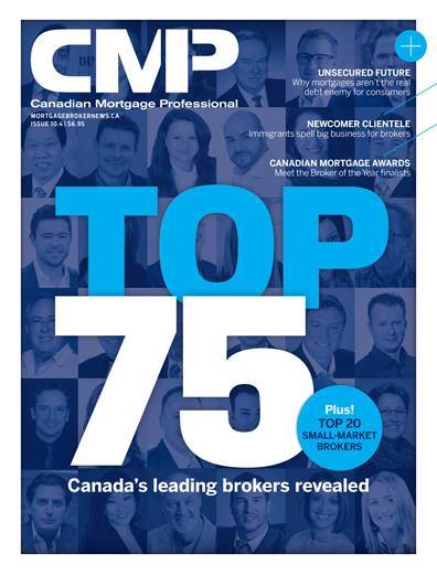 Canadian Mortgage Professional 10.4