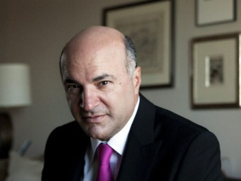 Dragon Kevin O`Leary is hot for mortgage biz