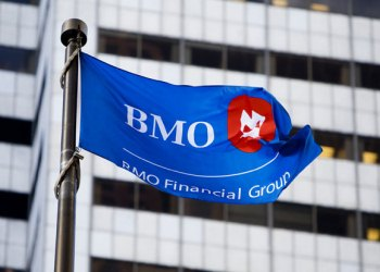 BMO's private client group 3Q net earnings double