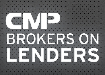Brokers, rate your lenders