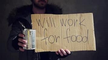 Far out Friday: Realtor sponsors homeless man