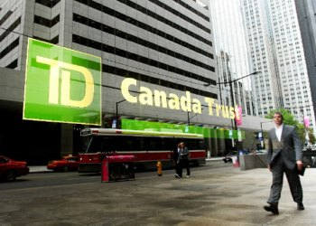 TD matches RBC's five-year fixed