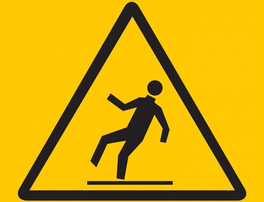 What not to do after a workplace accident