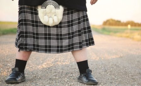 Kilt-up for success?