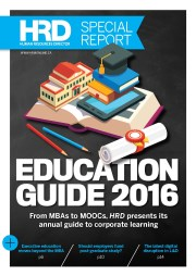 HRD 2016 Education Guide