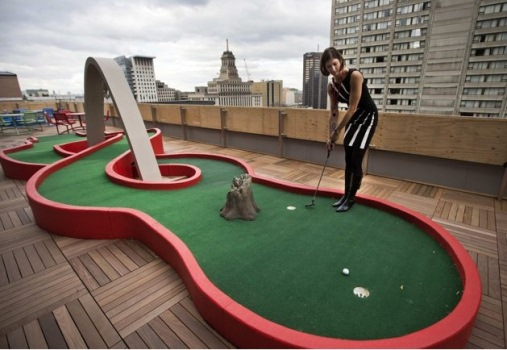 Google's five-story Toronto headquarters unveiled: mini-putt, free snacks and a gym