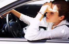 Feeling down: daily commute causing undue stress
