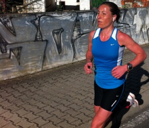Unstoppable: from HR manager to Olympian