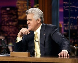 Jay Leno takes pay cut to save jobs