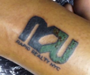 Employee commitment: get a company tattoo
