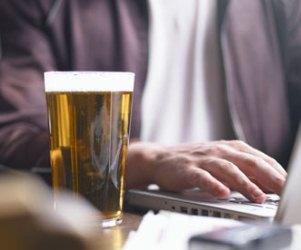 Beer: an employee benefit?